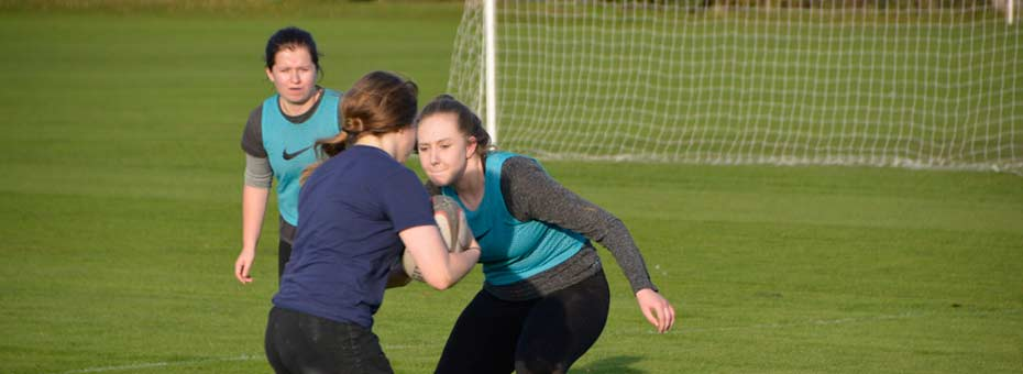 Girls Enrichment Rugby