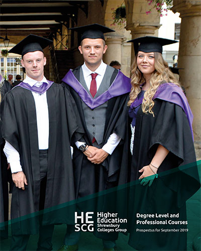 Higher Education Prospectus
