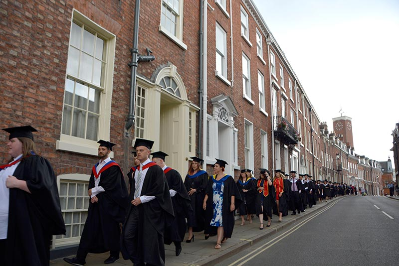Record Number of Higher Education students graduate from
