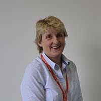 Head and shoulders photo of Christine Chapman, Engineering Apprenticeship Practitioner