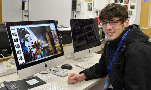 Photography Student Snaps Up Challenge To Work With Global Company