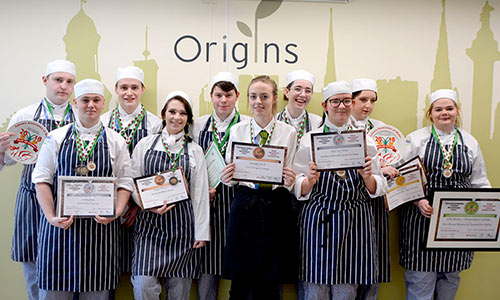 Students Cook Up A Storm In Wales
